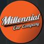 Millennial Car Company Logo