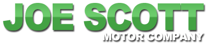 Joe Scott Motor Company Logo