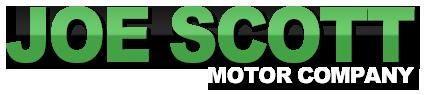 Joe Scott Motor Company Logo