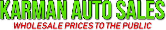 Karman Auto Sales  Logo