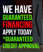 gauranteed financing