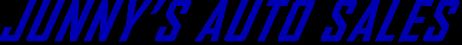 Junny's Auto Sales, LLC Logo