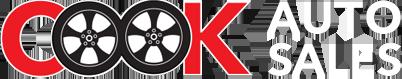 Cook Auto Sales Logo