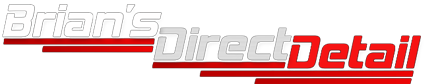Brian's Direct Detail Logo