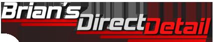 Brian's Direct Detail Logo