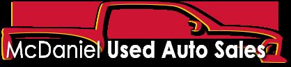 McDaniel Used Auto Sales LLC Logo