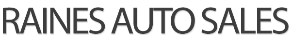 Raines Auto Sales Logo