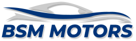 BSM Motors Logo