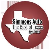 Simmons Auto Logo