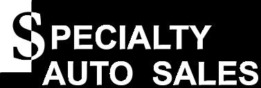 Specialty Auto Sales Logo
