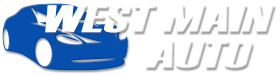 West Main Auto Logo