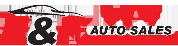 E & F Auto Sales Logo