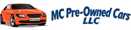 MC Pre-Owned Cars LLC Logo