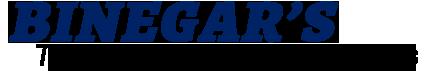 Binegar's Truck, Auto & Camper Sales Logo