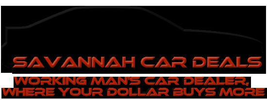 Savannah Car Deals Logo