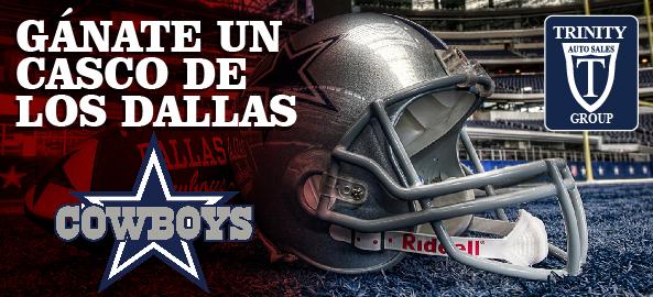 Dallas Cowboys Giveaway