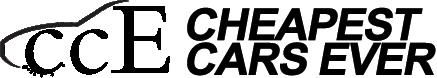 Cheapest Cars Ever Logo