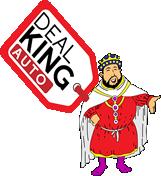 Deal King Auto Logo