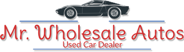 Mr. Wholesale Logo