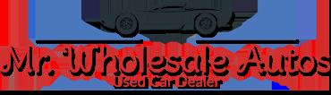 Mr. Wholesale Logo