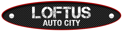 Loftus Auto City Logo