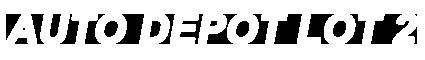 Auto Depot Lot 2 Logo