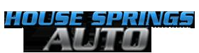 House Springs Auto Logo