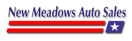 New Meadows Auto Sales Logo