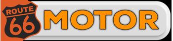 Route 66 Motor Logo