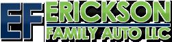 Erickson Family Auto LLC Logo