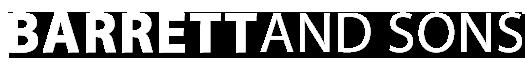 Barrett and Sons Logo
