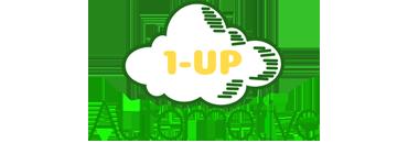 One Up Automotive LLC Logo