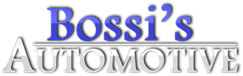 Bossi's Automotive Sales and Service Logo
