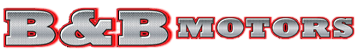 B&B Motors Logo