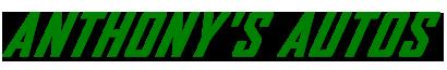 Anthony's Autos Logo