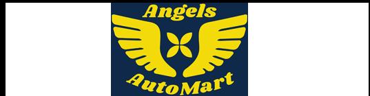 Angels Auto Mart Daytona Logo