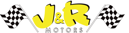 J and R Motors Logo