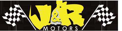 J and R Motors Logo