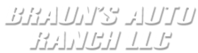 Braun's Auto Ranch LLC Logo