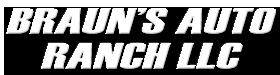 Braun's Auto Ranch LLC Logo