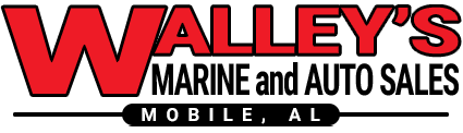 Walley's Marine And Auto Sales Logo