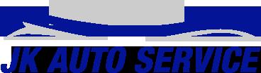 Jk Auto Service Logo