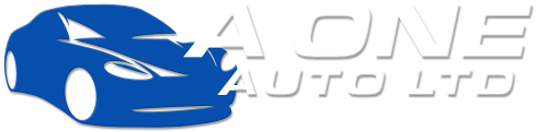 A One Auto Ltd Logo