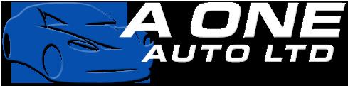 A One Auto Ltd Logo
