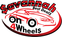 Savannah Best on 4 Wheels Logo