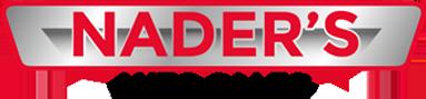 Nader's Auto Sales Logo