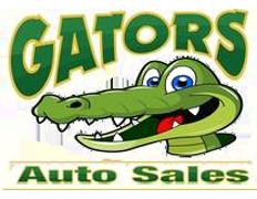 Gators Auto Sales Logo