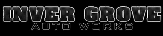 Inver Grove Auto Works Logo