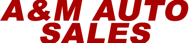 A & M Auto Sales Logo