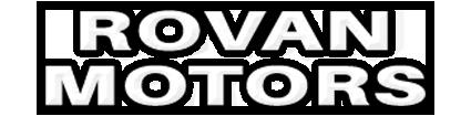 Rovan Motors Logo